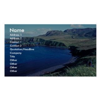 Isla de la rata, islas Aleutian Tarjetas De Visita