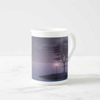 Isla de la taza de la especialidad de los taza de porcelana