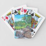 Isla de las Seychelles - naipes Barajas De Cartas
