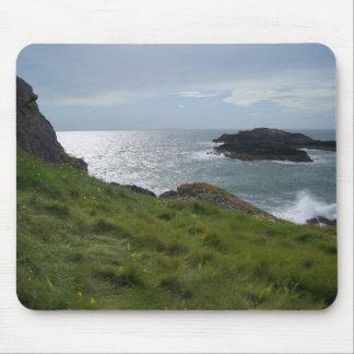 Isla de Llanddwyn, Anglesey Alfombrillas De Ratón