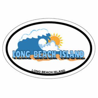 Isla de Long Beach Esculturas Fotograficas