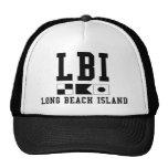 Isla de Long Beach Gorras