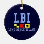 Isla de Long Beach Ornato
