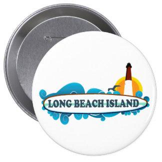 Isla de Long Beach Pins
