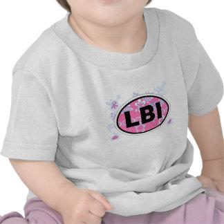 Isla de Long Beach Camiseta