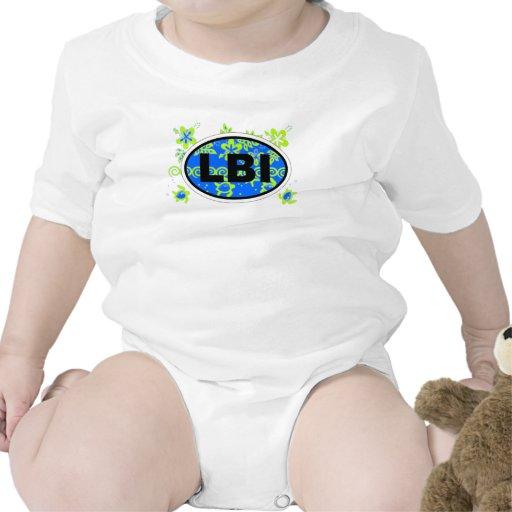 Isla de Long Beach Trajes De Bebé