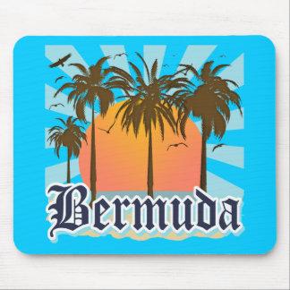 Isla de los recuerdos de Bermudas Alfombrilla De Ratones
