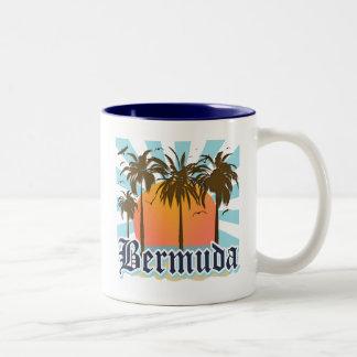 Isla de los recuerdos de Bermudas Taza