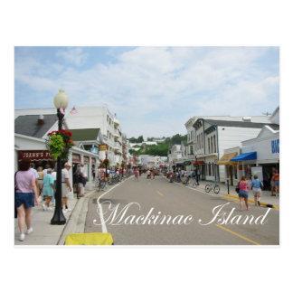 Isla de Mackinac Postal