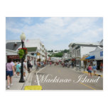 Isla de Mackinac Tarjetas Postales