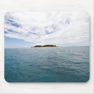 Isla de mar del sur, Fiji Alfombrilla De Ratón