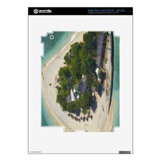 Isla de mar del sur, islas de Mamanuca, Fiji iPad 3 Skin