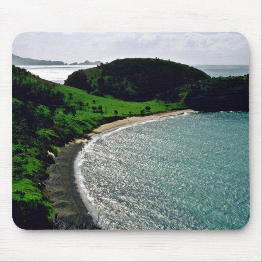 Isla de Motorua, bahía de las islas Tapete De Ratones
