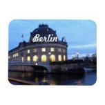 Isla de museo Berlín Imanes Flexibles