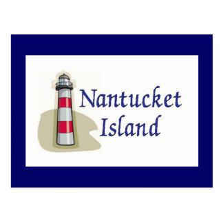 Isla de Nantucket Postales