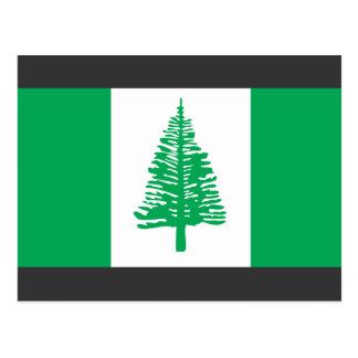 isla de Norfolk, Australia Tarjeta Postal