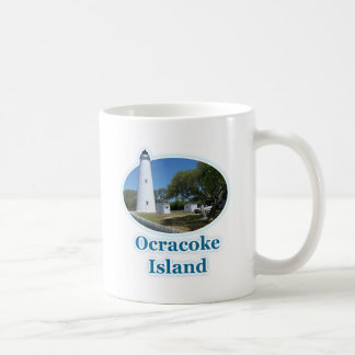Isla de Ocracoke, Carolina del Norte Taza Clásica