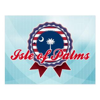 Isla de palmas SC Postales
