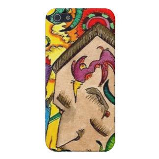 """""""Isla de pascua"""" (AAPL 5/5s) iPhone 5 Funda"""