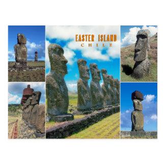 Isla de pascua (Rapa Nui), Chile Postal