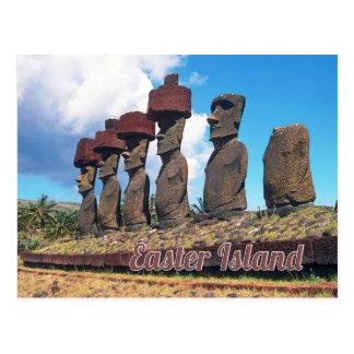 Isla de pascua (Rapa Nui) Chile Postal