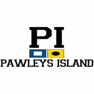 Isla de Pawleys Esculturas Fotográficas