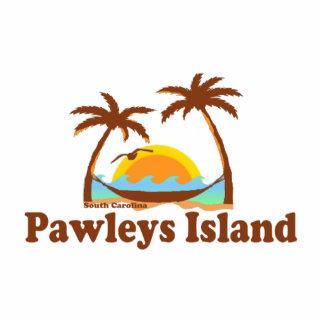Isla de Pawleys Esculturas Fotograficas