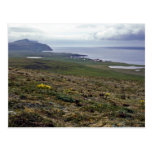 Isla de San Jorge, Pribilofs 1987 Tarjeta Postal