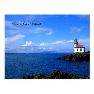 Isla de San Juan Tarjetas Postales