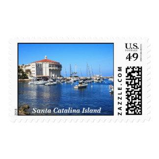 Isla de Santa Catalina Sellos