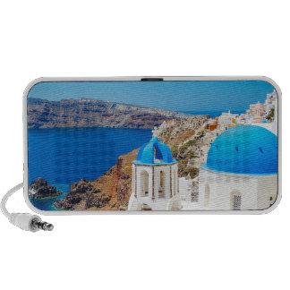 Isla de Santorini - caldera, Grecia Altavoces De Viaje