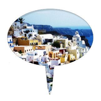 Isla de Santorini en la FOTO de Grecia