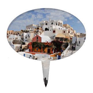 Isla de Santorini Thira Grecia