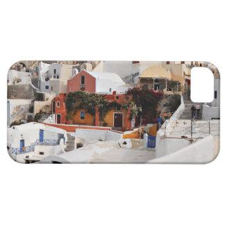 Isla de Santorini (Thira), Grecia iPhone 5 Case-Mate Coberturas