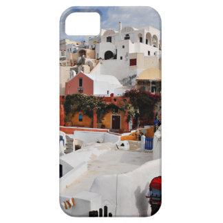 Isla de Santorini (Thira), Grecia iPhone 5 Carcasas
