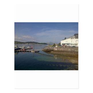 Isla de Skye de Kyle de Lochalsh Tarjetas Postales