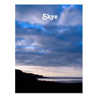 Isla de Skye Tarjetas Postales