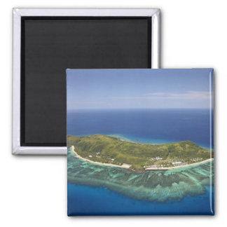 Isla de Tokoriki, islas de Mamanuca, Fiji Imán Para Frigorífico