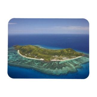 Isla de Tokoriki, islas de Mamanuca, Fiji Iman
