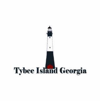 Isla de Tybee Escultura Fotografica