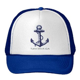 Isla de Tybee, gorra del camionero del GA