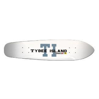 Isla de Tybee Monopatin Personalizado
