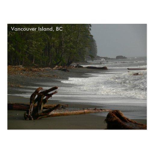 Isla de Vancouver del Driftwood, A.C. Postal