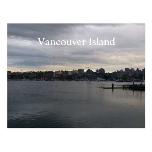 Isla de Vancouver Postales