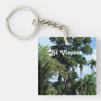 Isla de Vincent de santo Llaveros