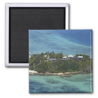 Isla de Wadigi, islas de Mamanuca, Fiji 2 Iman De Frigorífico