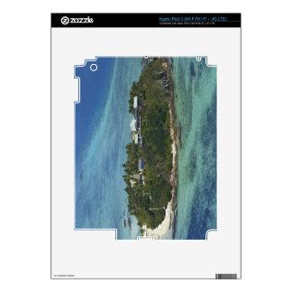 Isla de Wadigi, islas de Mamanuca, Fiji 2 Pegatinas Skins Para iPad 3