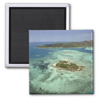 Isla de Wadigi, islas de Mamanuca, Fiji Iman