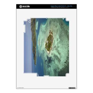 Isla de Wadigi, islas de Mamanuca, Fiji Pegatinas Skins Para iPad 3