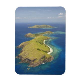 Isla de Yanuya, islas de Mamanuca, Fiji Imán Flexible